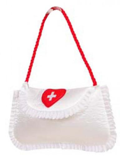 Taske sygeplejerske voksen