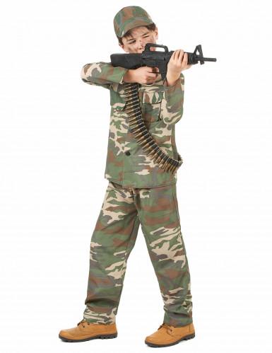Kostume soldat til drenge-1