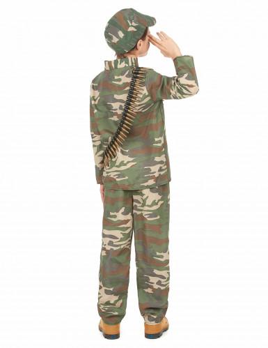 Kostume soldat til drenge-2