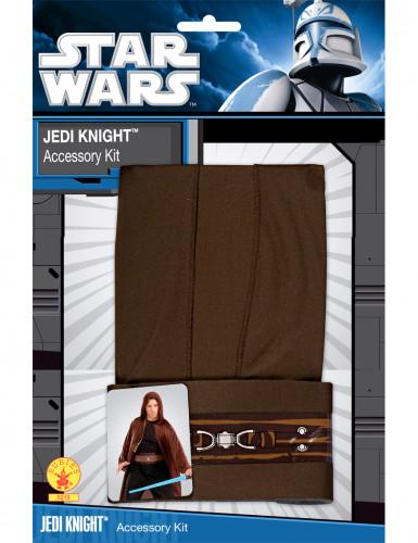 Jedi kappe med tilbehør Star Wars™ voksen-1