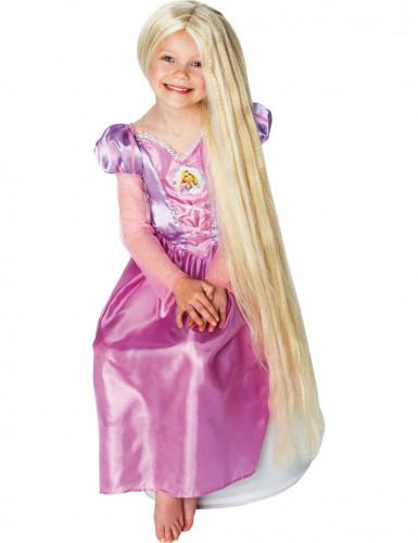 Paryk lysskinnende prinsesse Rapunzel™ barn
