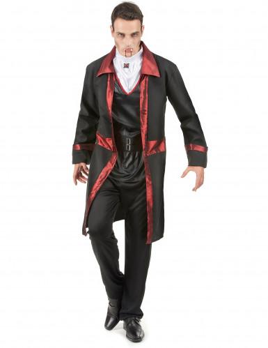 Vampyrkostume til mænd - Halloween