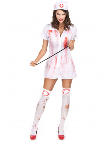 Psykopatisk sygeplejerske Halloween