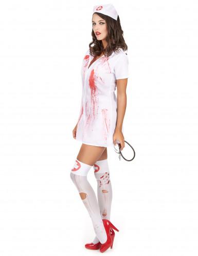 Psykopatisk sygeplejerske Halloween-1