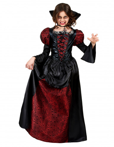 Halloween vampyrkostume til piger