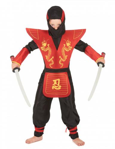 Drage ninja - Ninjakostume til børn