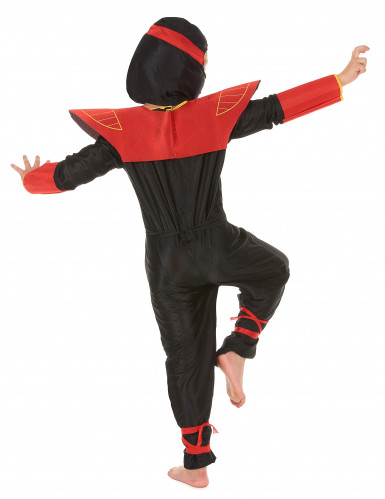 Drage ninja - Ninjakostume til børn -2