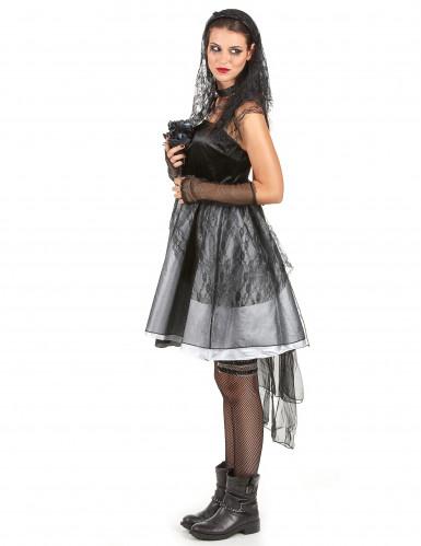 Goth-brud Kvinde-1