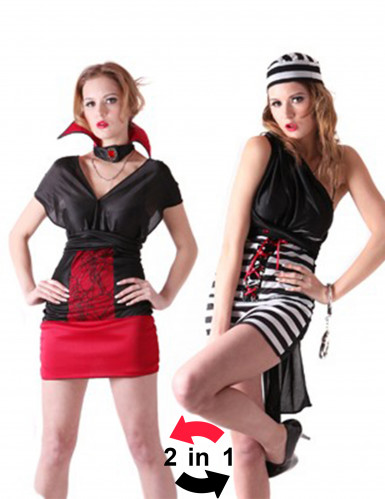 Kostume vendbart fange og vampyr til kvinder