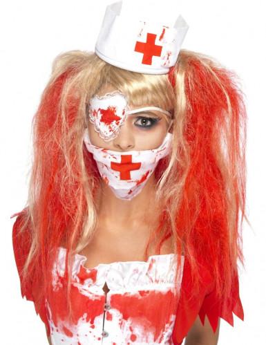 Blodig sygeplejerskekit