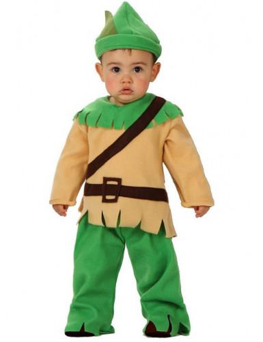 Robin Hood-udklædning baby, køb Kostumer til børn på Vegaoo.dk