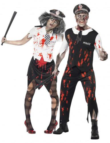 Parkostume zombiepoliti