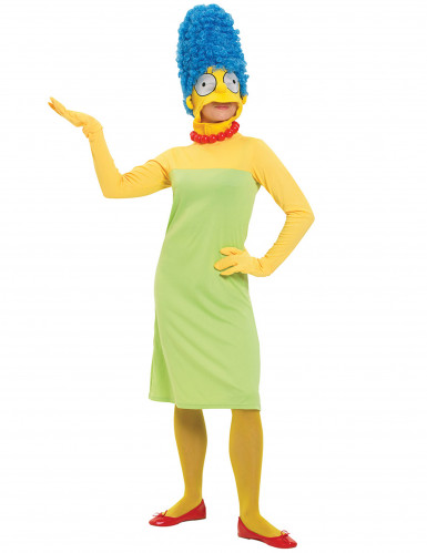 Kostume Marge Simpson™ voksen