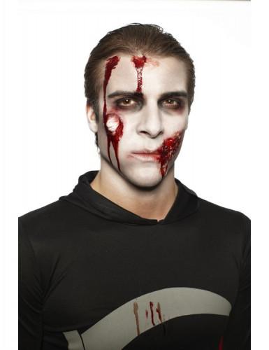 Sminkekit Zombie til voksne Halloween-2