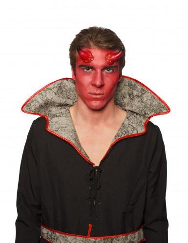 Sminkesæt djævel Halloween voksen-3