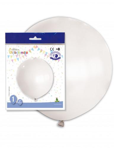 Ballon beige 80 cm.