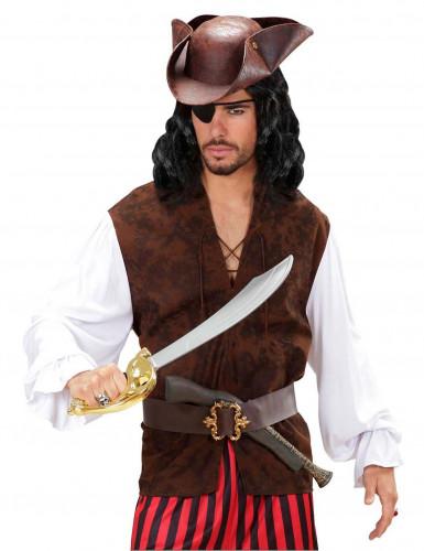 Pirat -bluse voksen