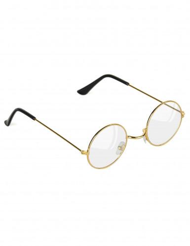 Briller til julemand voksne
