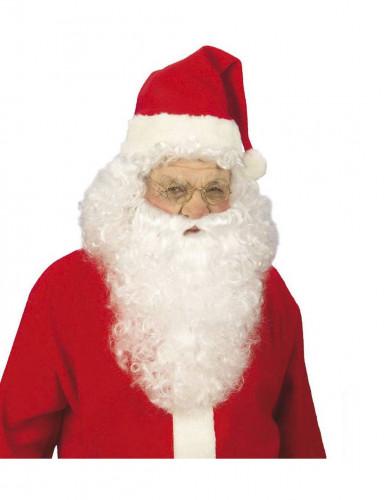 Briller til julemand voksne-1