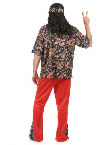 Orientalsk hippiekostume til mænd -2