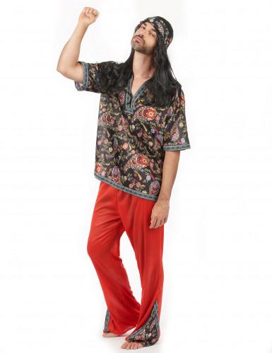 Hippie Mand Kostume-1