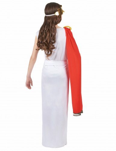 Romersk gudindekostume pige-2