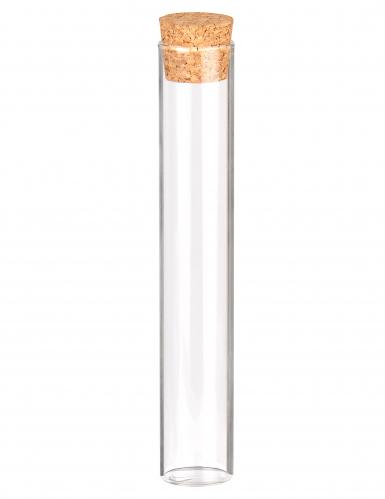 Reagensglas i glas 15 cm