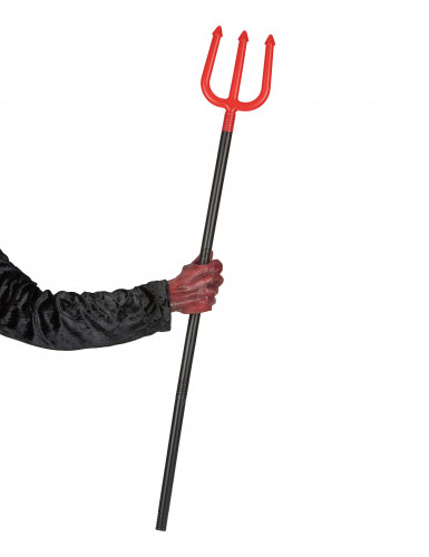 Trefork rød djævel 120 cm-1