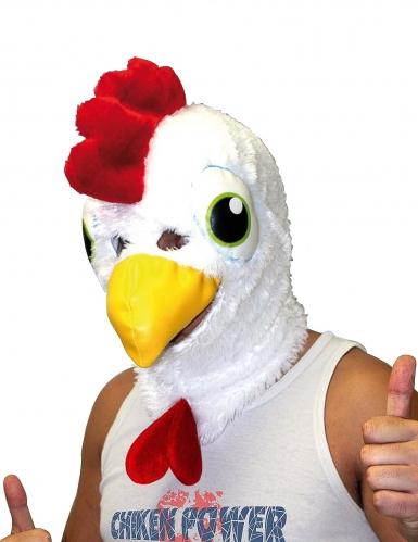 Heldækkende kyllingemaske voksen