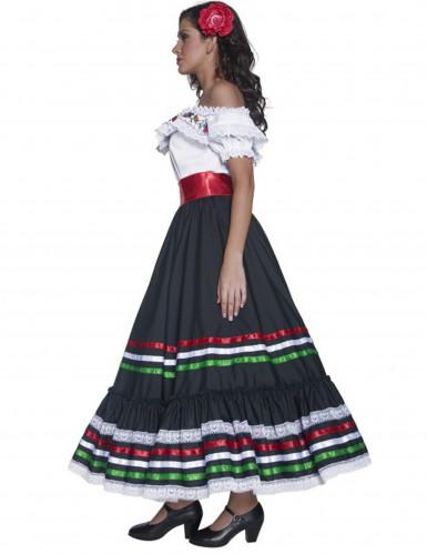 Kostume danserinde spansk til kvinder-1