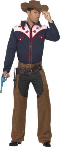 Western cowboykostume til voksne