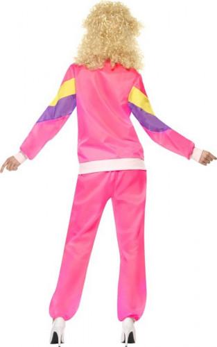 Kostume 80'er joggingsæt til kvinder-2