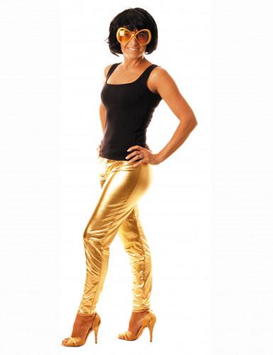 Gyldne leggings