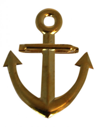 Ankerbroche i maritim stil