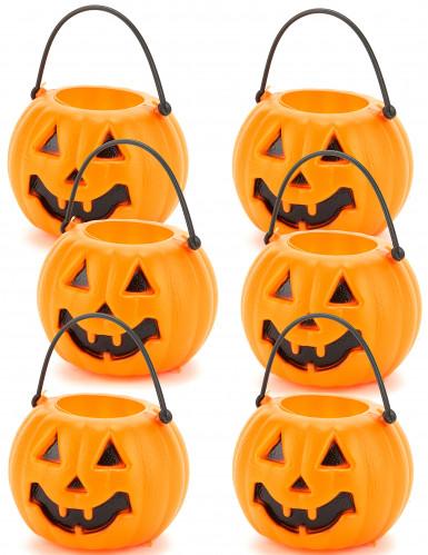 Halloween Slikspand 6 stk.