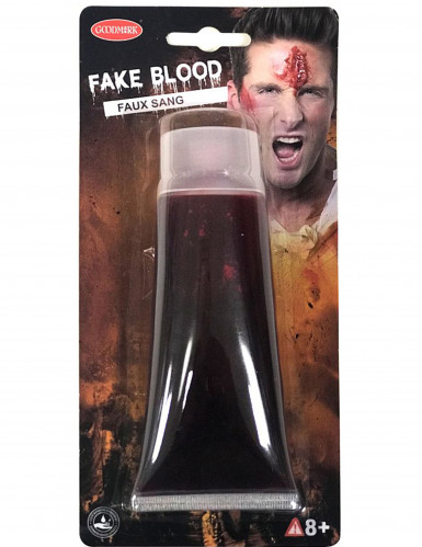 Tube med fake blod - 100 ml