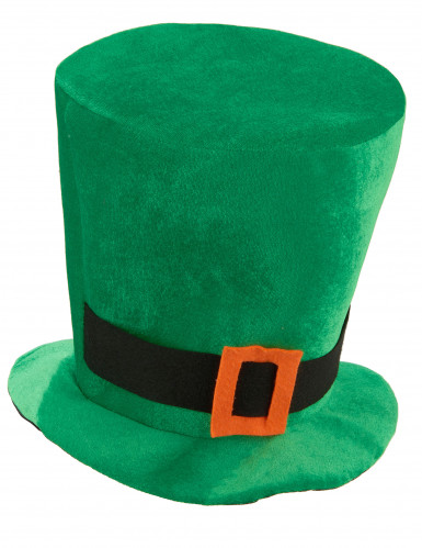 St Patricks velourhat
