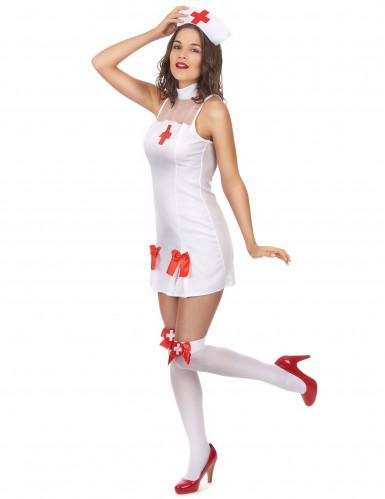 Sygeplejerske Kostume-1