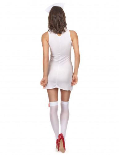 Sygeplejerske Kostume-2
