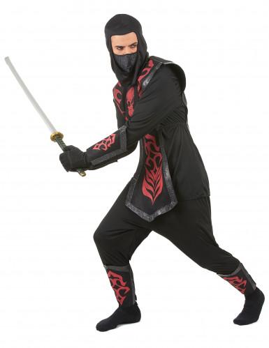 Ninjakostume Mand