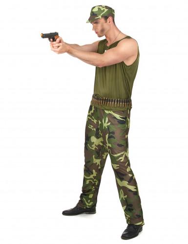 Militærkostume Mand-1