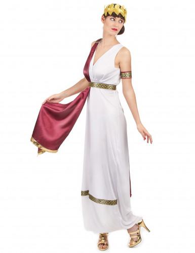 græsk kejserinde Kostume-1