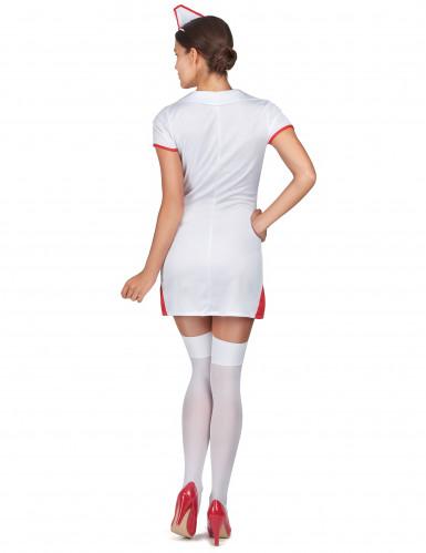 Sygeplejerskekostume Kvinde-2