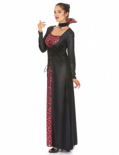 Dødens vampyr - Vampyrkostume til kvinder-1