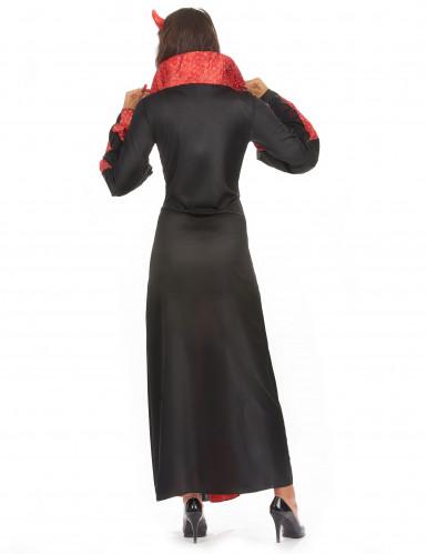 Djævel Dame Kostume-2