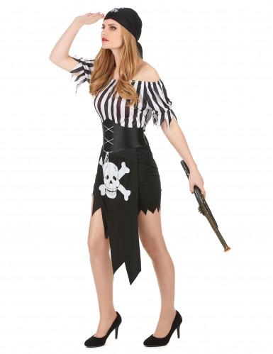 Mrs. Skirty - Piratkjole til kvinder-1