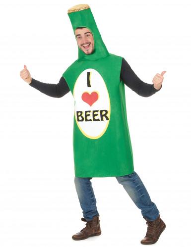 Ølflaske Kostume-1