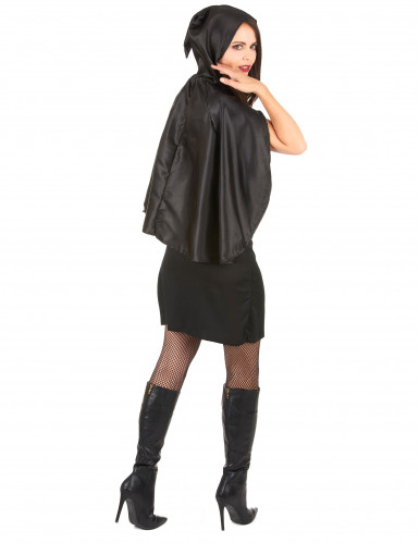 Halloween skeletudklædning til kvinder -2