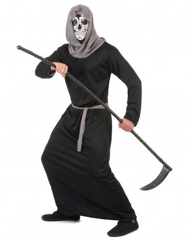 Manden med leen Halloween udklædning til mænd-1
