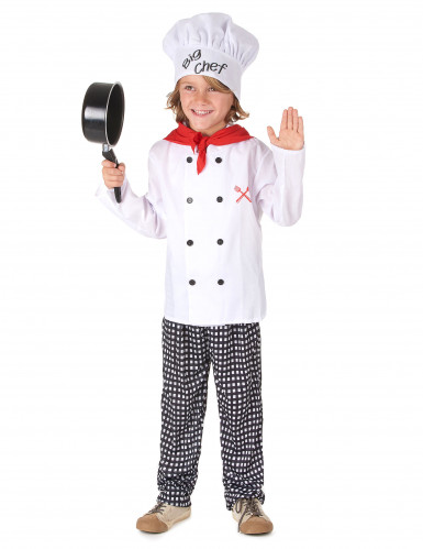Kostume chefkok til drenge-1